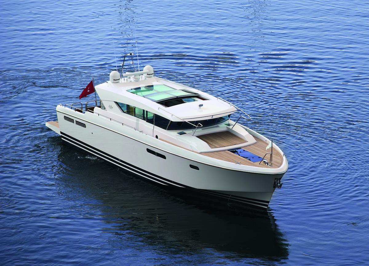 54 Carbon IPS - Jonacor Marine